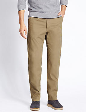 Big & Tall Super Lightweight Chinos, TAUPE, catlanding