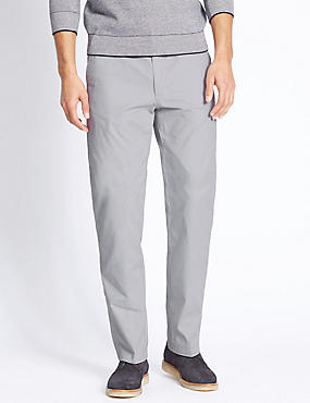 Big & Tall Super Lightweight Chinos, LIGHT GREY, catlanding