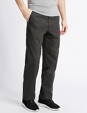 Big & Tall Regular Fit Chinos