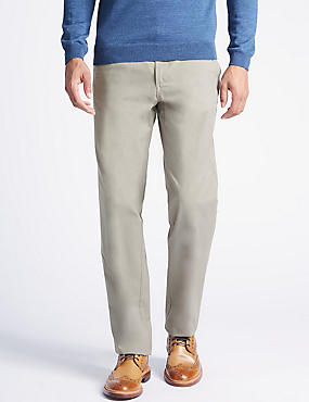 Big & Tall Chinos with Stormwear™, PEARL GREY, catlanding