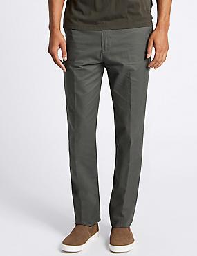 Big & Tall Chinos with Stormwear™, GREY, catlanding