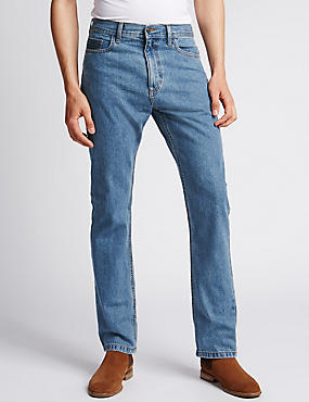 Big & Tall Regular Fit Jeans
