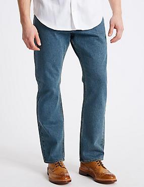Big & Tall Regular Fit Jeans, TINT, catlanding