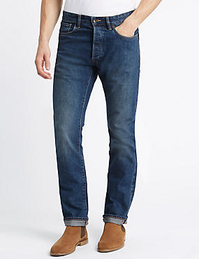 Straight Fit American Selvedge Jeans