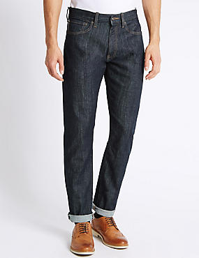 Slim Fit SelvedgeJeans