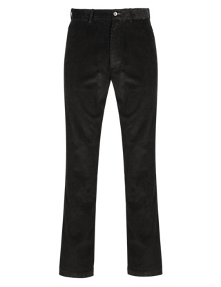 Pure Cotton Corduroy Trousers Clothing