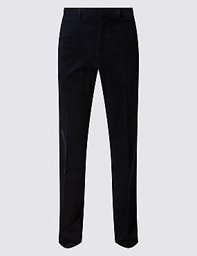 Big & Tall Cotton Rich Corduroy Trousers