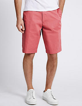 Pure Cotton Regular Fit Shorts