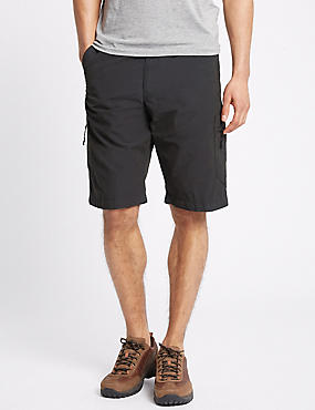 Mens Grey Shorts | Buy Charcoal, Light & Dark Mens Short | M&S