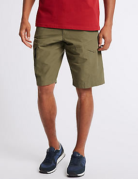 Cotton Rich Trekking Shorts
