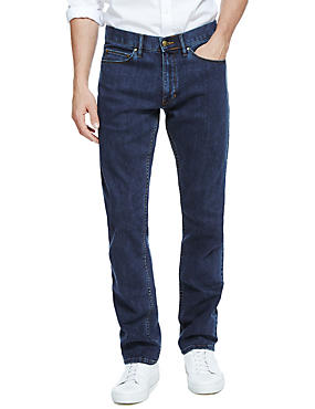 Slim Fit Stretch Jeans with Stormwear™