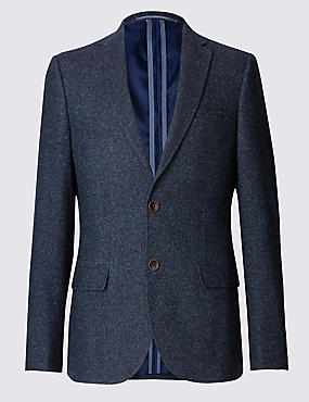 Single Breasted 2 Button Jacket