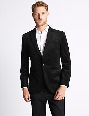 Black Suits | Shop Plain, Jet & Matte Mens Suit Online | M&S