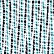 Pure Cotton Checked Shirt with Pocket, AQUA, swatch