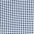 Pure Cotton Checked Shirt with Pocket, BLUE MIX, swatch