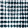 Pure Cotton Slim Fit Checked Oxford Shirt, EVERGREEN, swatch