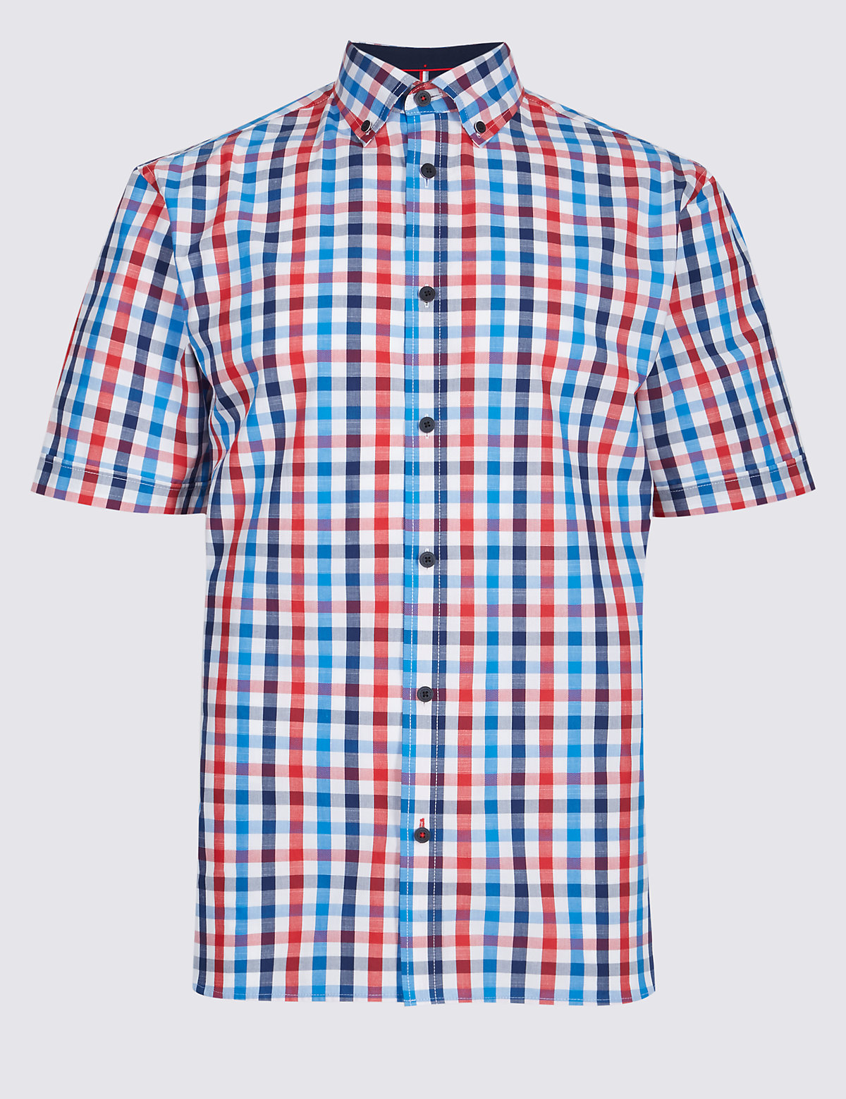 Mens Casual Shirts, Long & Short Sleeve Shirts For Men | M&S