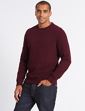 Big & Tall Cotton Rich Sweatshirt