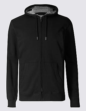Cotton Rich Active Hoody
