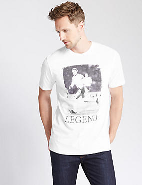 Gazza England Football T-Shirt
