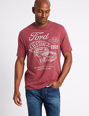 Pure Cotton Ford T-Shirt