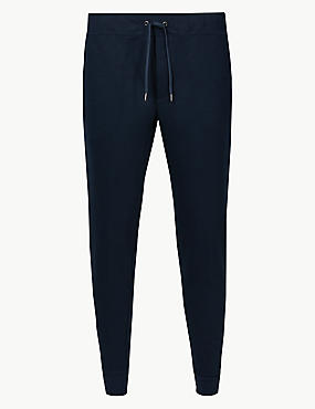 Slim Fit Joggers , DARK NAVY, catlanding