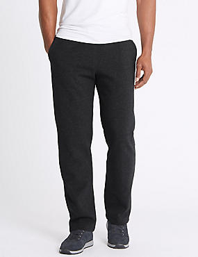 Pure Cotton Fleece Lined Joggers