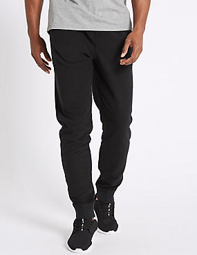 Fleece Cuffed Joggers