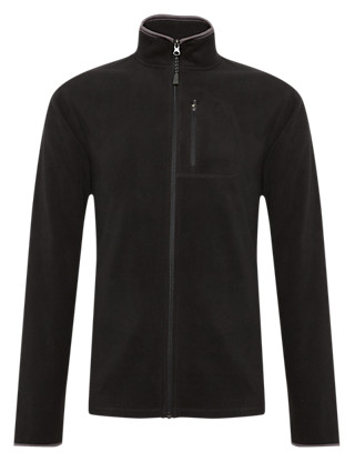 Thermal Fleece Top with StayNEW™ Clothing