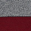 Pure Cotton Striped Rugby Top, CLARET, swatch