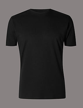 Tailored Fit T-Shirt with Modal
