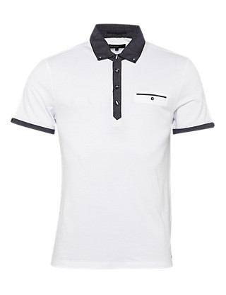 Soft Touch Polo Shirt Clothing