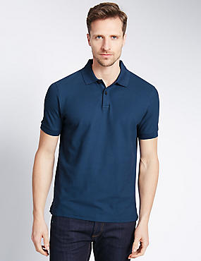 Mens T-Shirts & Polo Shirts | Tops For Men | M&S
