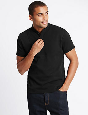 Pure Cotton Short Sleeve T-Shirt