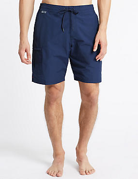 Quick Dry Smart Cargo Shorts