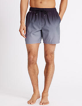 Dip Dyed Quick Dry Swim Shorts