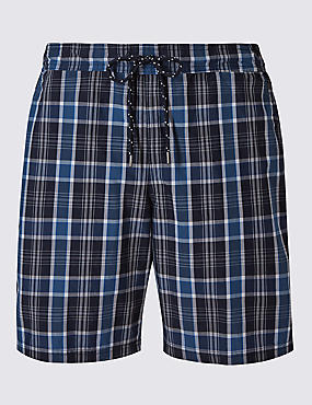 Big & Tall Cotton Rich Quick Dry Swim Shorts