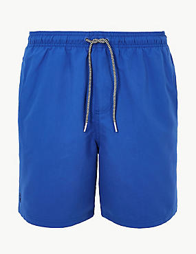 Quick Dry Swim shorts, BRIGHT BLUE, catlanding