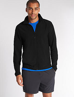 Lightweight Active Jacket with Quick Dry