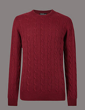 Merino Wool Rich Jumper