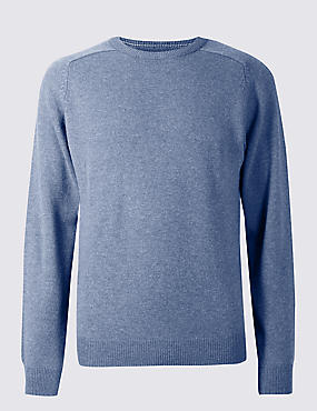 Pure Lambswool Jumper