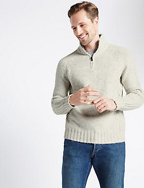 Jumper with Cotton