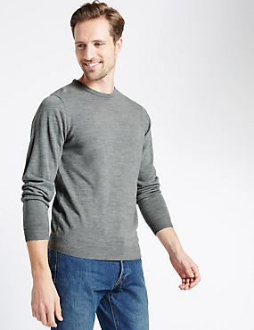 Basic Crew Neck Jumper