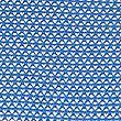 Pure Cotton Textured Jumper, BLUE MIX, swatch