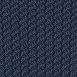 Pure Cotton Textured Jumper, INDIGO, swatch