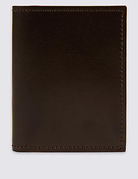 Made in the UK Leather Card Wallet