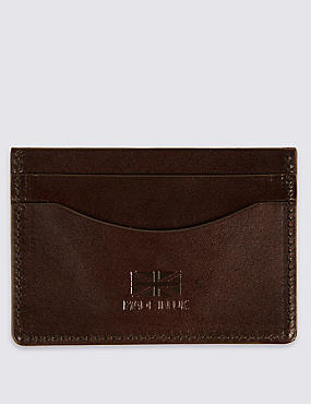 Made in the UK Leather Card Holder