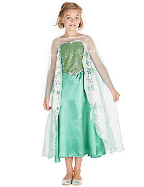 Kids' Disney Frozen Elsa Costume