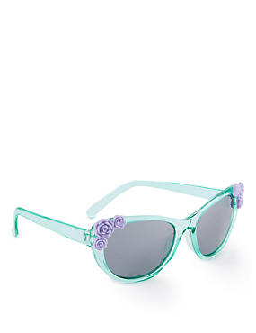 Kids' Floral Corsage Kids Sunglasses (Younger Girls)