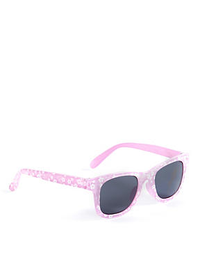 Kids' Ditsy Floral Kids Sunglasses (Younger Girls)